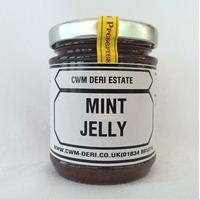 Picture of Mint Jelly 227g