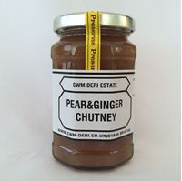 Picture of Pear & Ginger Chutney 300g