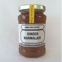 Picture of Ginger Marmalade 340g