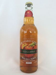 Picture of Gwynt y Ddraig Orchard Gold 50cl