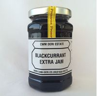 Picture of Blackcurrant Jam 340g