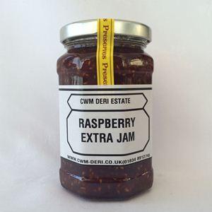 Picture of Raspberry Jam 350g