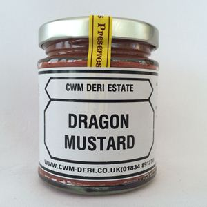 Picture of Dragon Mustard 180g