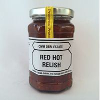 Picture of Red Hot Relish 310g
