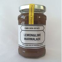 Picture of Lemon and Lime Marmalade 340g