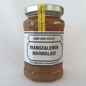 Picture of Orange and Lemon Marmalade 340g
