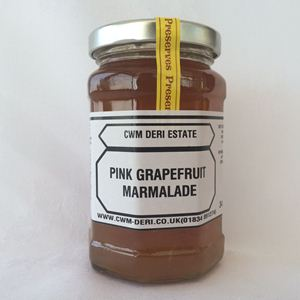 Picture of Pink Grapefruit Marmalade 340g