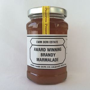 Picture of Brandy Marmalade 340g
