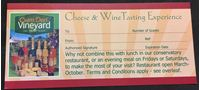 Picture of Cwm Deri Cheese & Wine Tasting Voucher