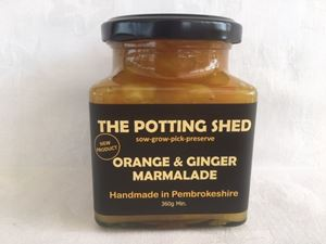 Picture of Orange & Ginger Marmalade