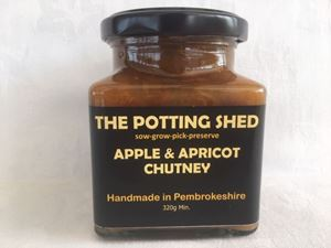 Picture of Apple & Apricot Chutney