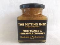 Picture of Fiery Mango & Pineapple Chutney
