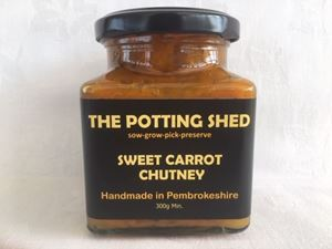 Picture of Sweet Carrot Chutney