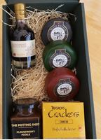 Picture of Cheese, Port & Chutney Hamper