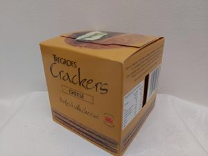 Picture of Tregroes Crackers with Cheese